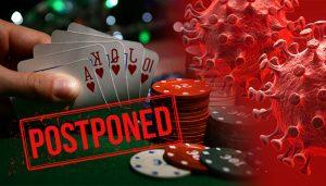 Turnamen Poker pada bulan September di Maryland Ditunda